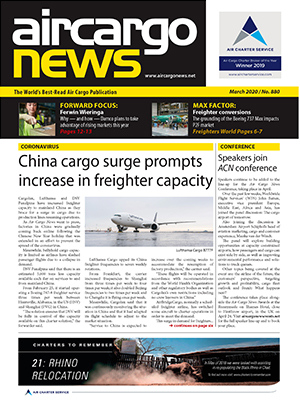 Air Cargo News Issue 880 - March 2020