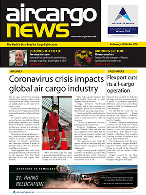 Air Cargo News Issue 879 - February 2020