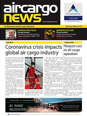 Air Cargo News Issue 879 - February 2020