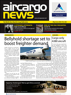 Air Cargo News Issue 882 - May | June 2020