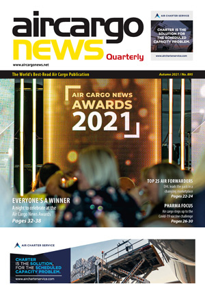 Air Cargo News Issue 895 - October 2021
