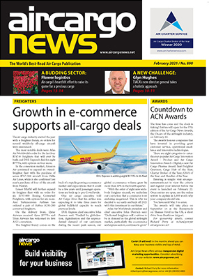 Air Cargo News Issue 890 - February 2021
