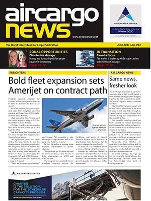 Air Cargo News Issue 894 - June 2021