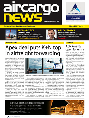 Air Cargo News Issue 891 - March 2021