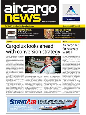 Air Cargo News Issue 888 - December 2020