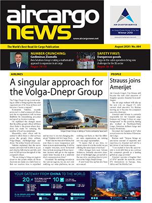 Air Cargo News Issue 884 - August 2020