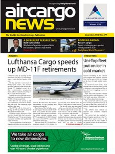 Air Cargo News Issue 877 - December 2019