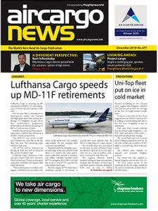 Air Cargo News Issue 877 - December 2019