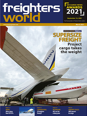 Freighters World March 2021