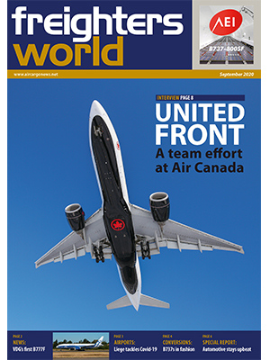 Freighters World September 2020