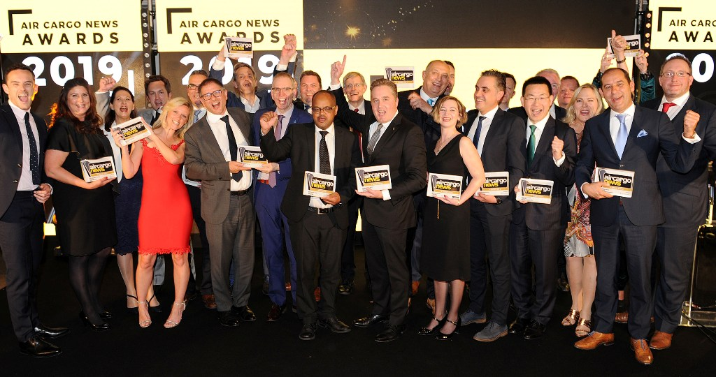 All the winners from the 2019 Cargo Airline of the Year Awards
