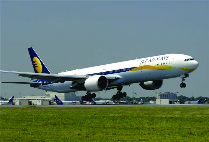 Jet Airways Aircraft Seized in Amsterdam For Non-Payment of Dues, Passengers Stuck