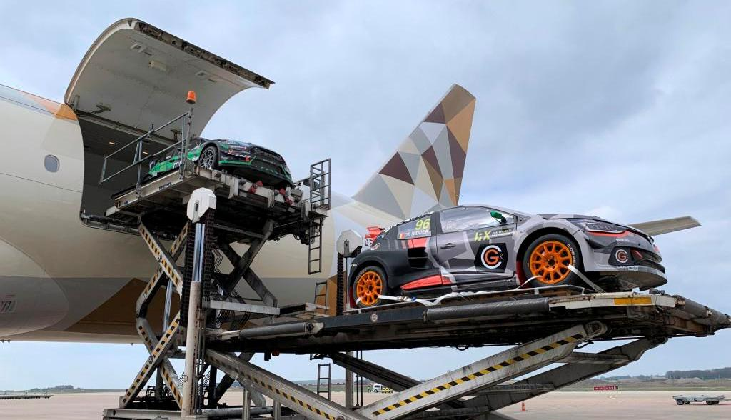 event car transport, rally car transport