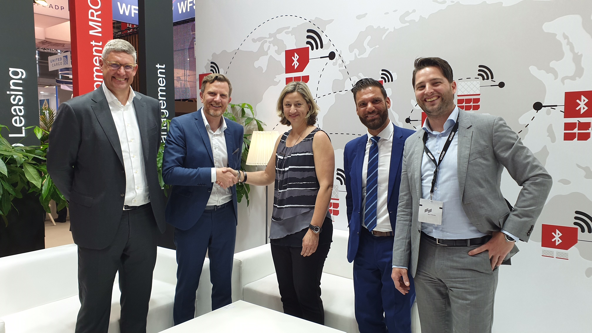 Abc And Unilode Roll Out Digitised Maindeck Ulds