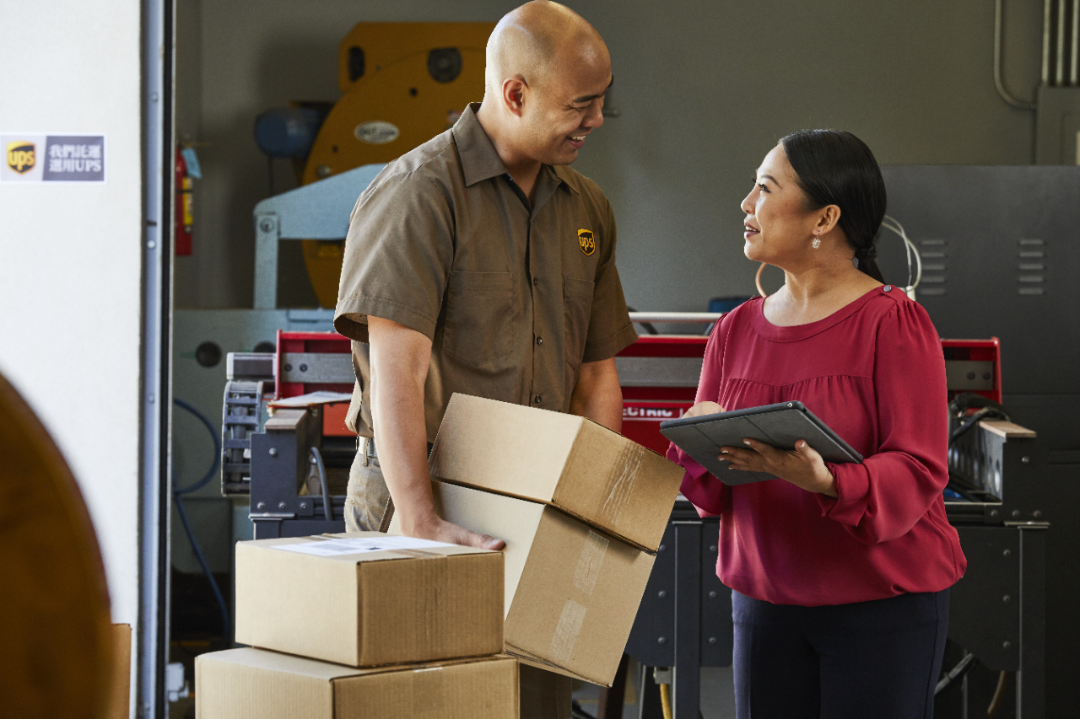 Online shoppers demand clarity and choice, says UPS