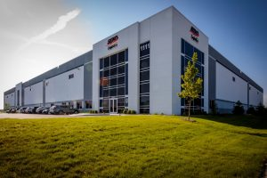 SEKO Logistics' new Chicago facility