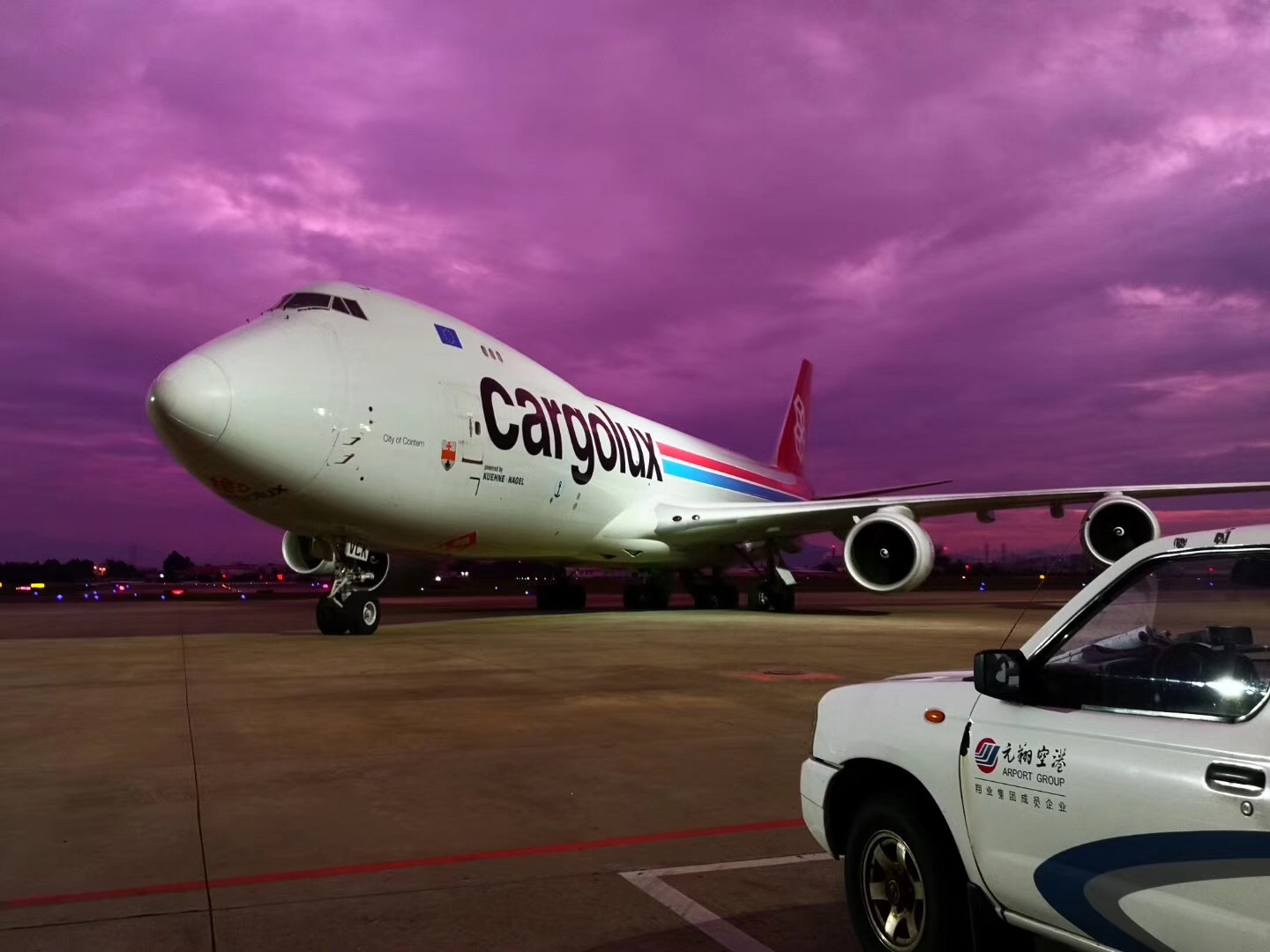 Cargolux and Atlas Air predict a subdued airfreight market in 2020 - Air Cargo News