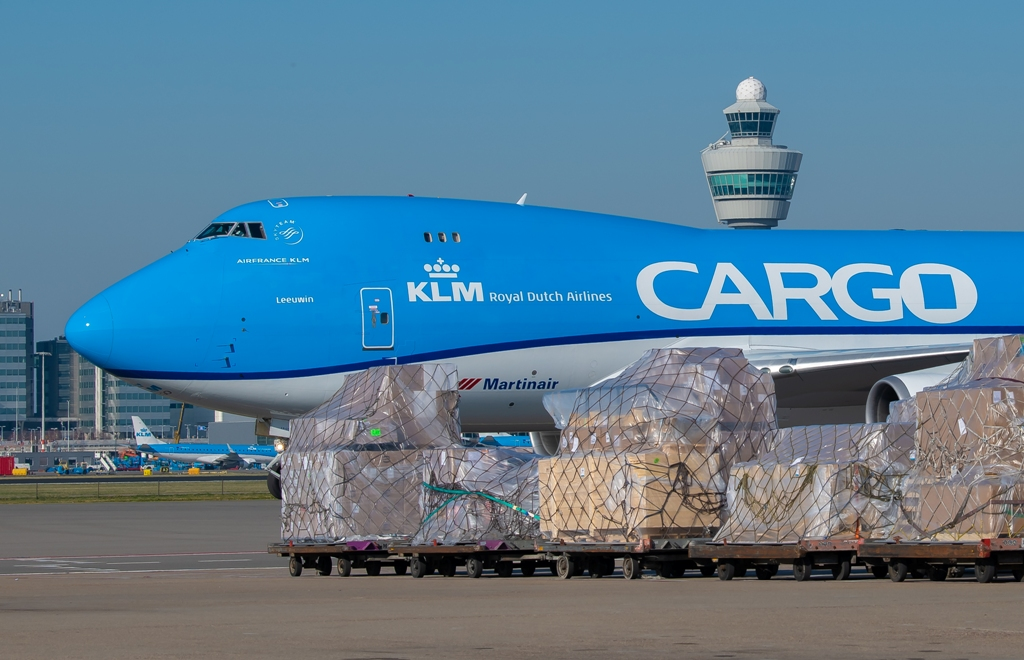 Kuehne+Nagel and Air France KLM in 'industry first' system