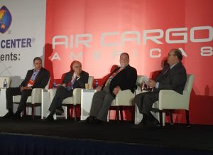 Opening session at the 2019 Air Cargo Americas