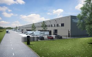 Tigers Logistics commences e-commerce logistics in new Rotterdam mega hub