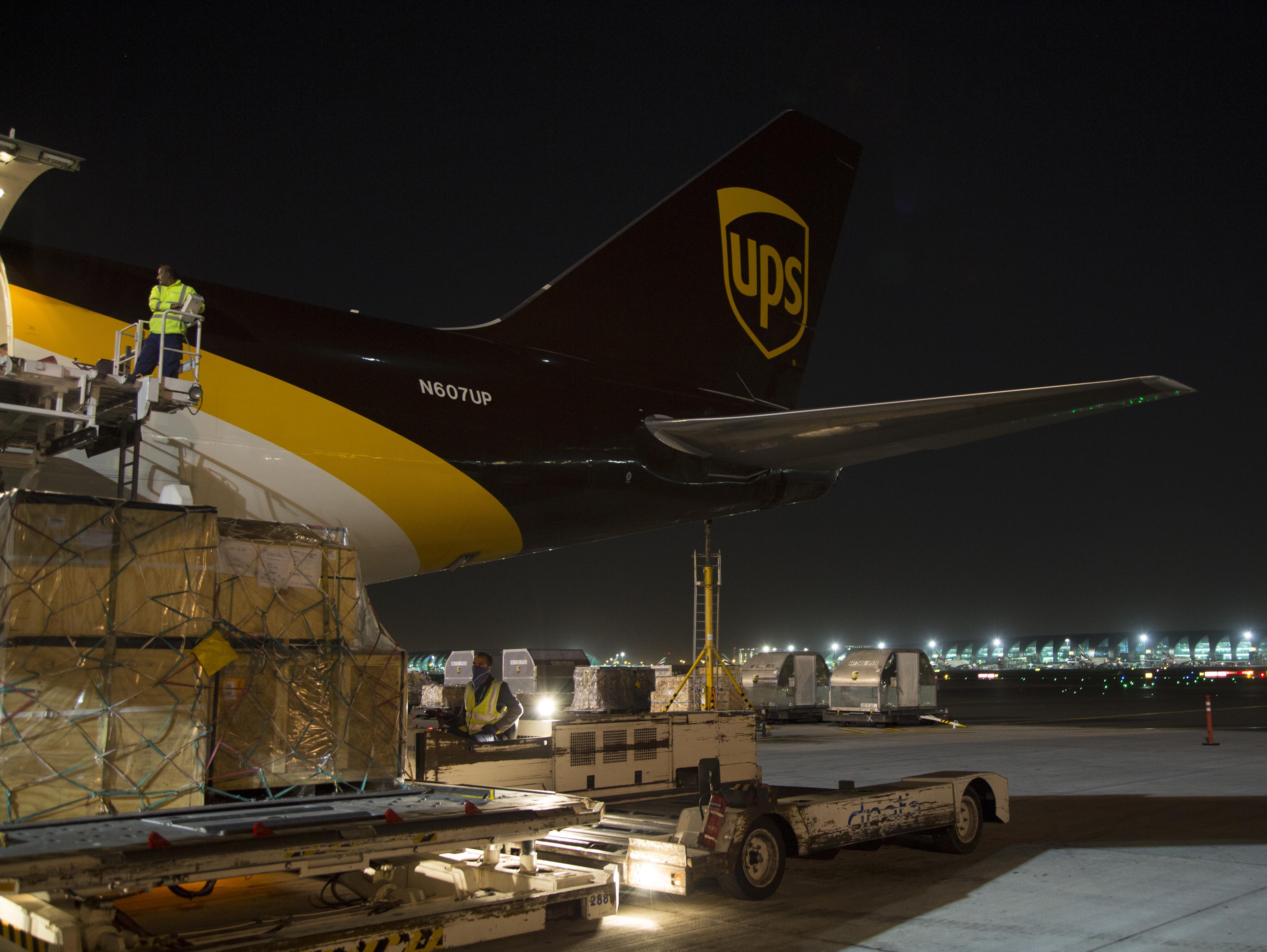 UPS looks back on successful third-quarter – Air Cargo News