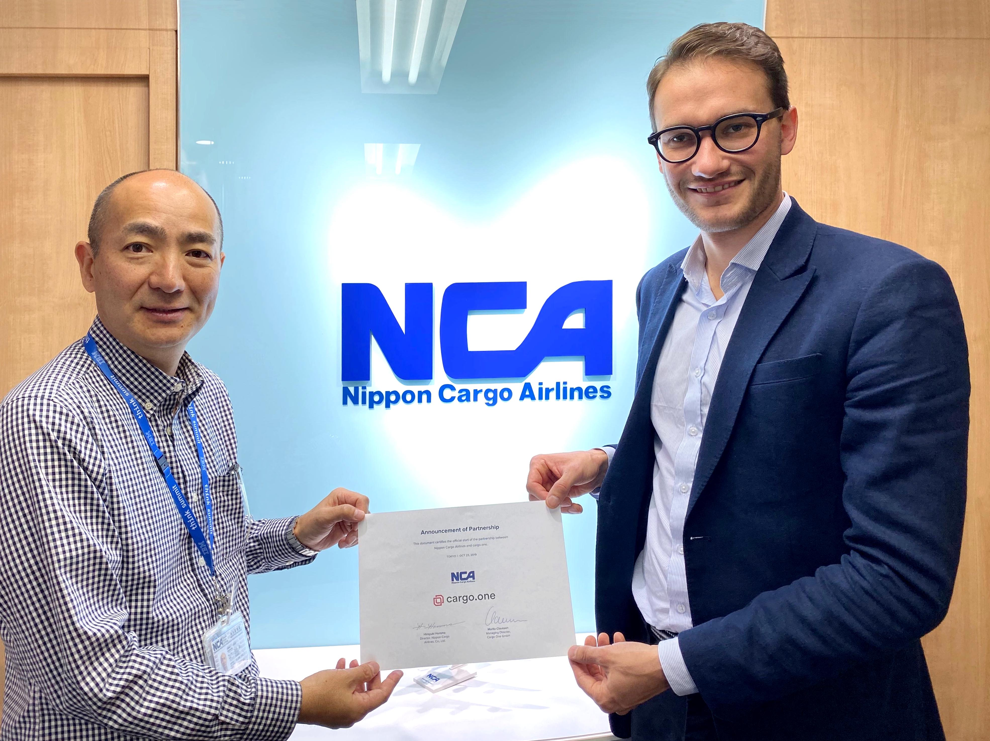 Nippon Cargo Airlines to host cargo capacity on cargo.one platform - Air Cargo News
