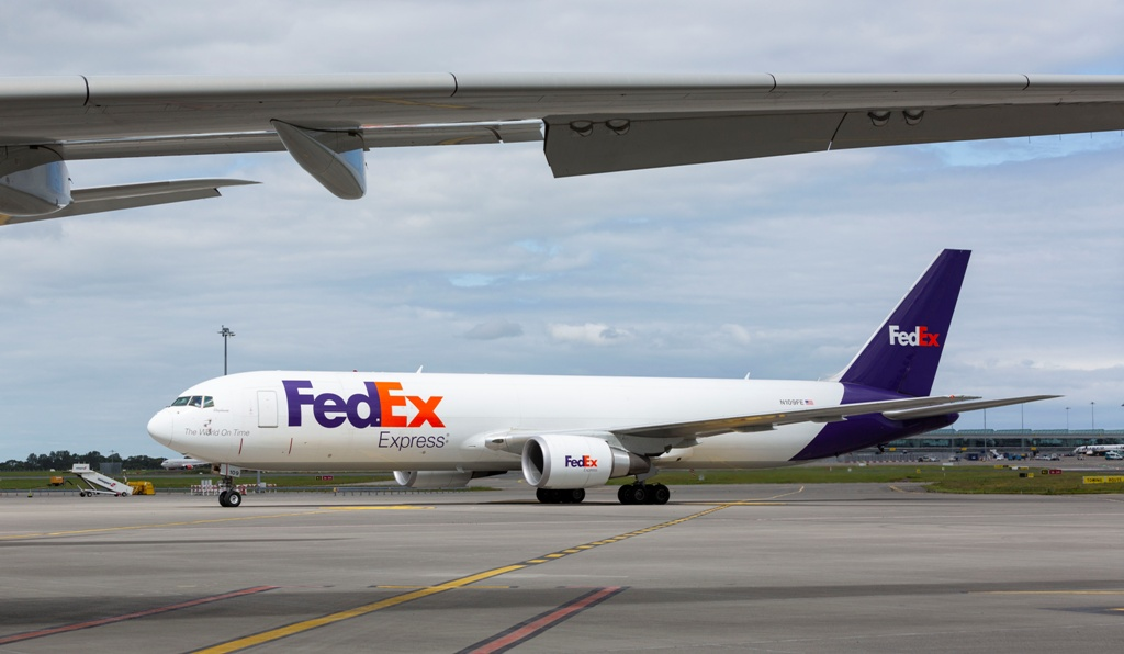 Fedex Takes First B767 Freighter At Higher Production Rate