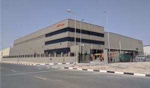 Kerry Logistics expands in the Middle East