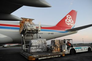 Cargolux, Lufthansa and DSV Panalpina increase China freighter services