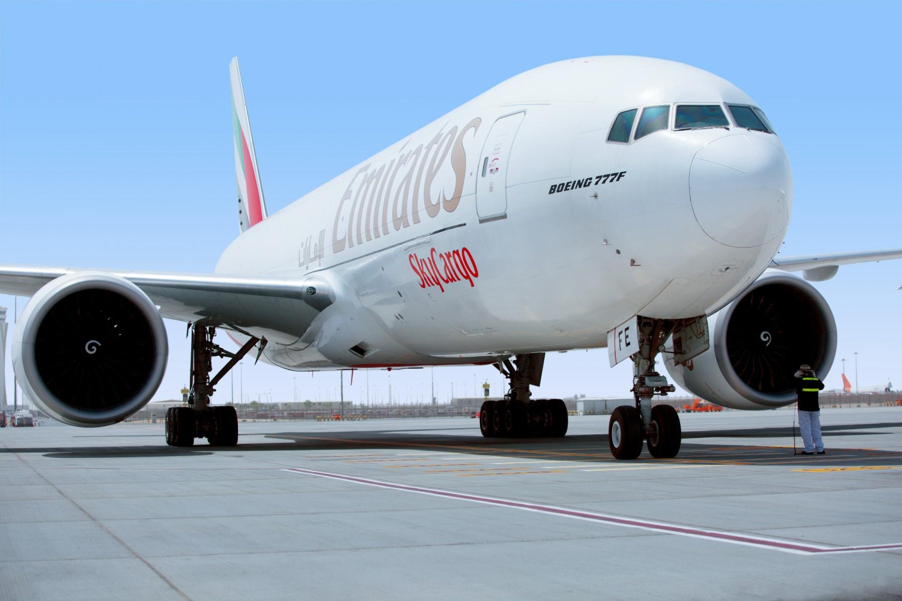 Emirates Skycargo Adds Bonded Truck
