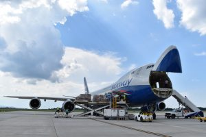 Silkway West maintains China freighter schedule and honours block space agreements