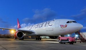Virgin Atlantic Cargo increases cargo-only PAX flights by 33%
