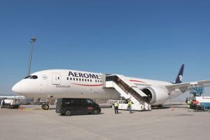 Frankfurt Cargo Services (FCS) helps Germany's fight against Covid-19