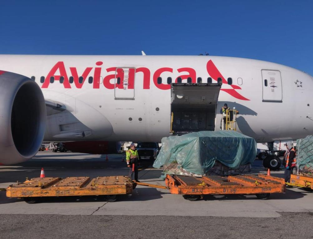 Avianca Cargo the latest airline to run cargo-only PAX flights - Air Cargo News