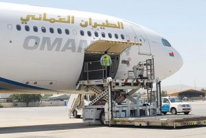 Oman Air to operate bellyhold flights for medical equipment