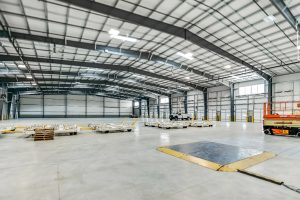 Aeroterm unveils new energy-efficient cargo facility at SMF