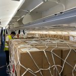 More than 150 aircraft reconfigured as mini freighters in 2020