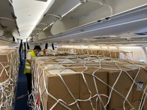 Lufthansa Cargo ramps up Shenzhen capacity