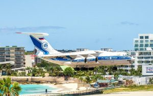 Volga-Dnepr transports ICUs to the Caribbean