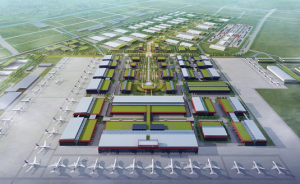 YTO's plans for huge Jiaxing air cargo hub take a step forward