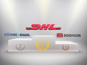 Top 25 air forwarders: DHL leads the pack in a tough year