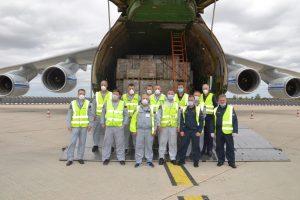 Volga-Dnepr and Geodis partner on 48 An-124 flights