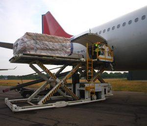 Bournemouth-JFK cargo flights in high demand