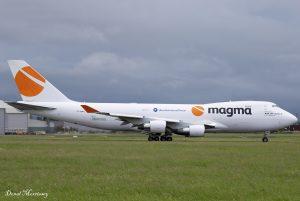 AviaAM Leasing acquires B747-400F on behalf of Magma Aviation