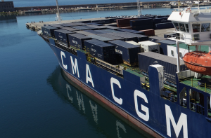 Shipping group CMA CGM invests in air cargo