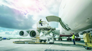DB Schenker adds charter flights while high-tech firms turn to airfreight