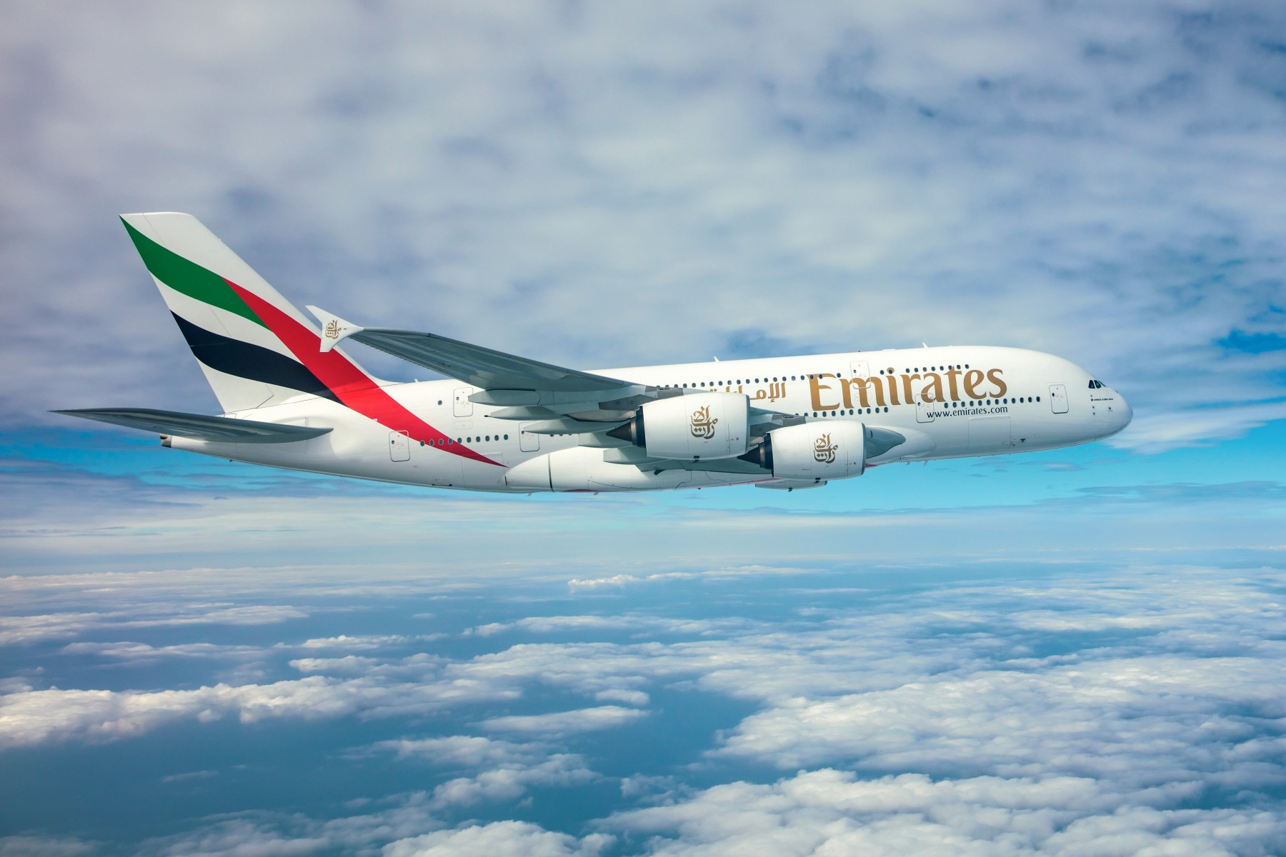 Emirates Calls A380s Up For All Cargo Duties