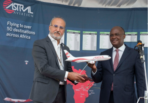 Astral to deploy first B767F on Nairobi route
