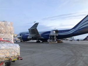 DB Schenker expands airfreight charter network to three continents