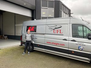 Management change and a new facility for U-Freight